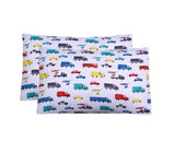 Transport-Pack of 2 Pillow Cases