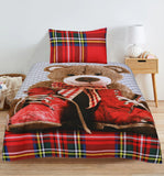 Teddy Bear-Bed Sheet Set
