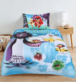 Angry Birds-Bed Sheet Set