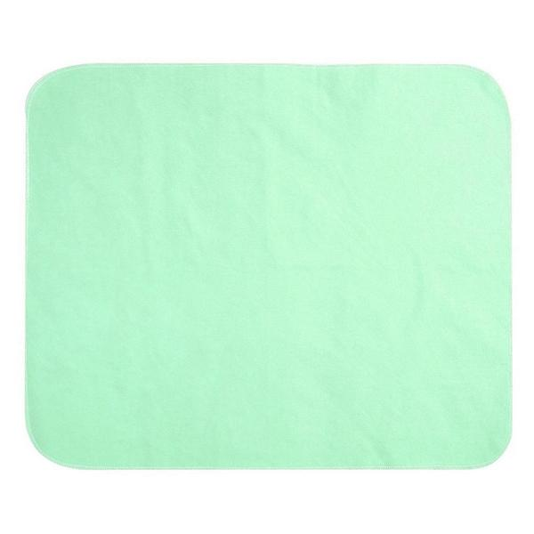 Waterproof Under Pad For Adults & Kids- Mint Green