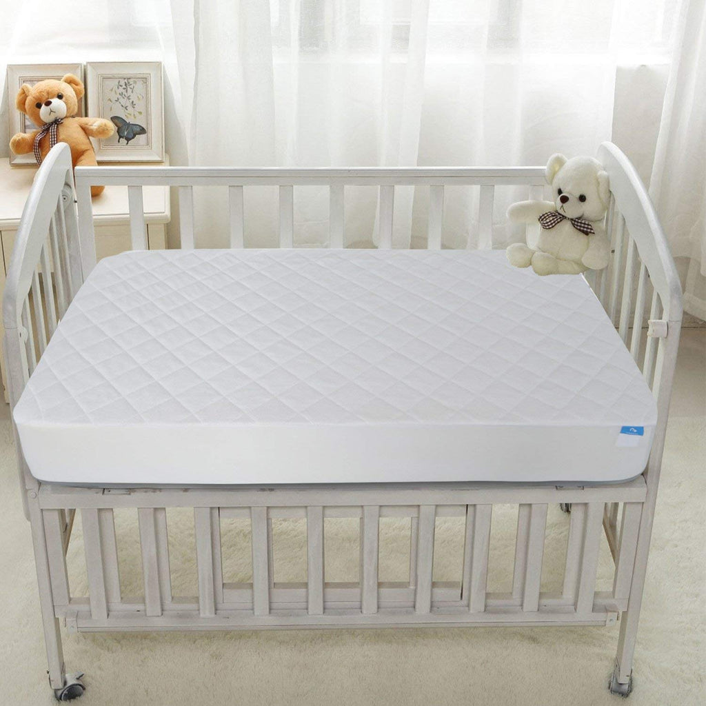 Quilted Water Proof- Crib Mattress Protector