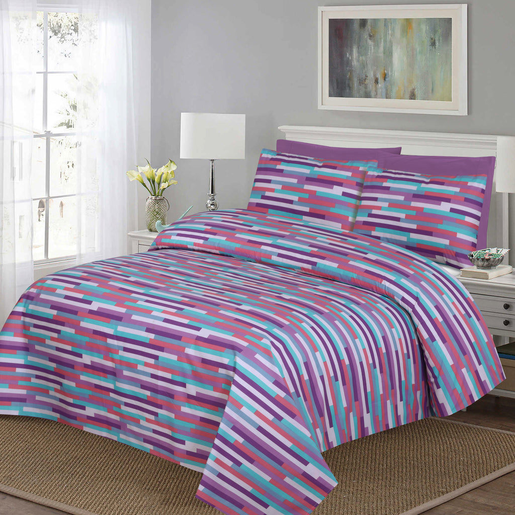 Vernon- Bed Sheet Set