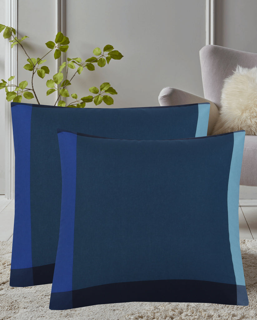Kelso-Floor Cushion Cover Pair