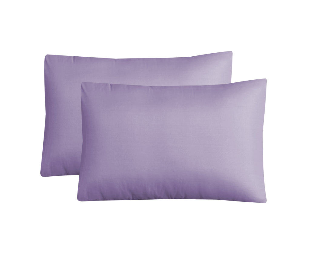 Lilac Luxury-Pack of 2 Pillow Cases