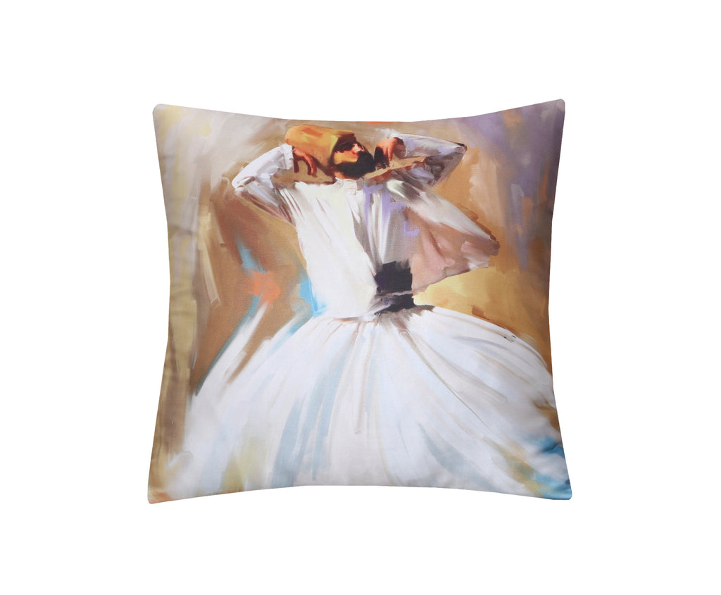 Sufic Mist-Cushion Cover