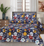 Thorton (Sateen) - Bed Sheet Set