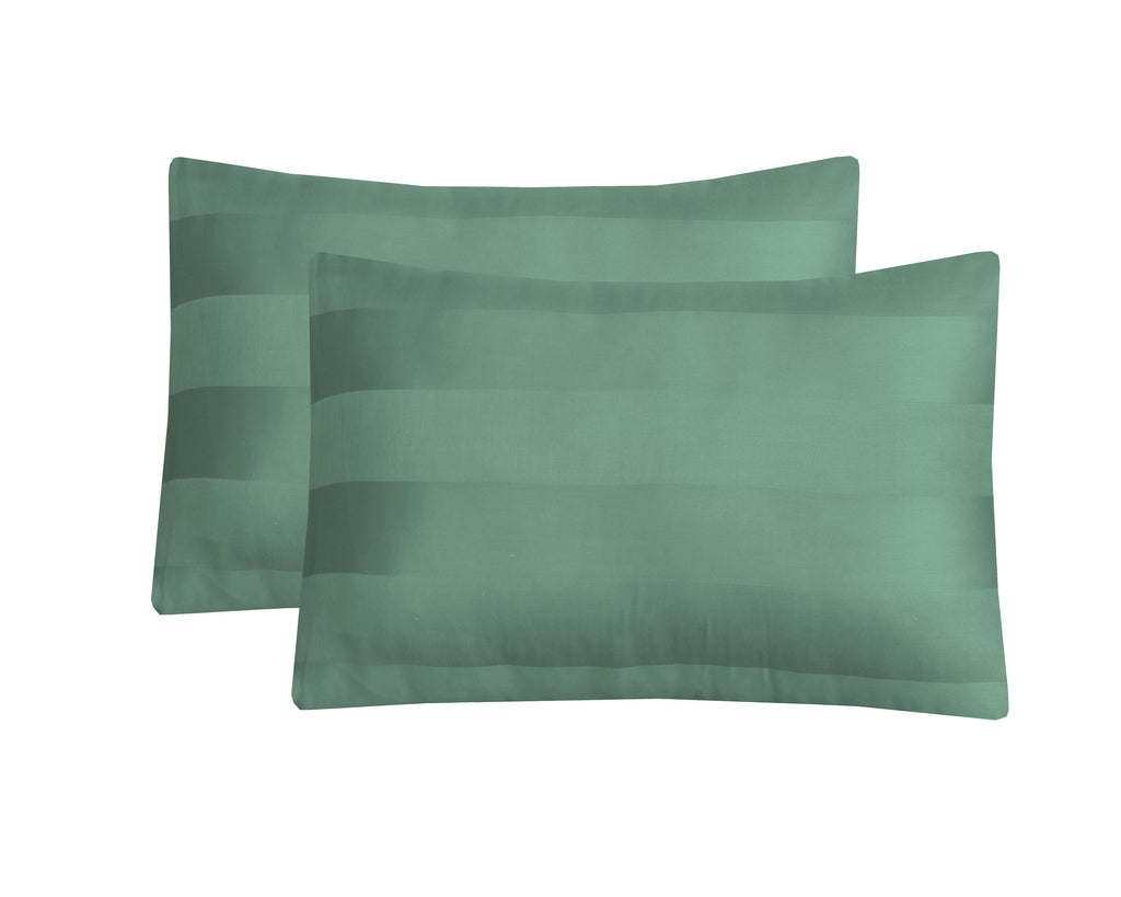Behrens Green-Pack of 2 Pillow Cases