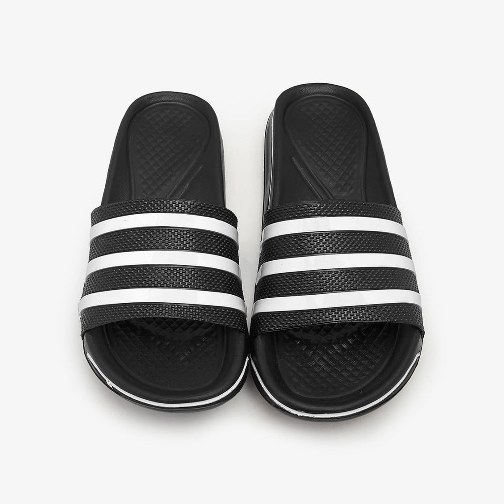 Men's Super Soft Slippers-White
