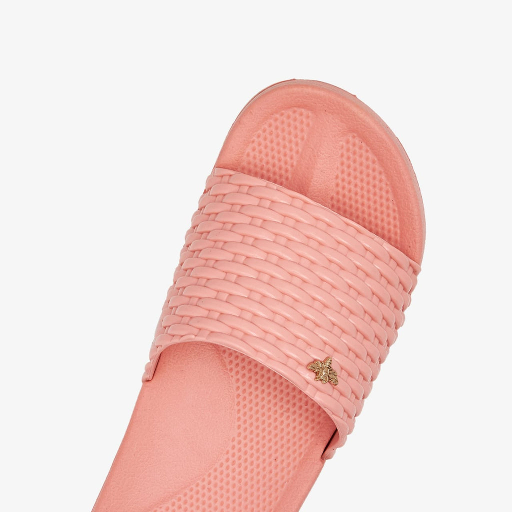 Women's Super Soft Slippers-Pink