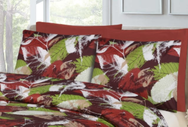 Dino-Pack of 2 Pillow Cases