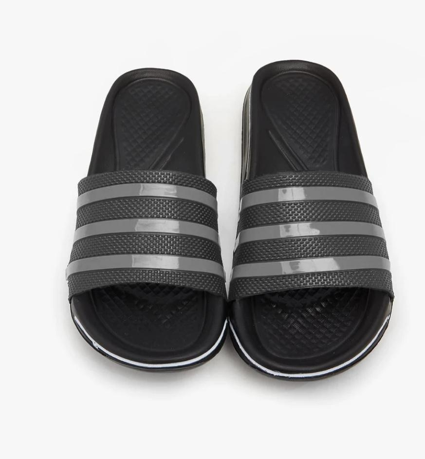 Men's Super Soft Slippers-Grey