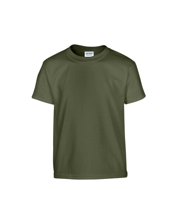 Kombat UK Kids Plain Military T-Shirt
