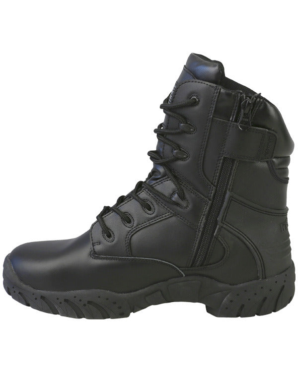 Tactical Pro Boot - Black All Leather