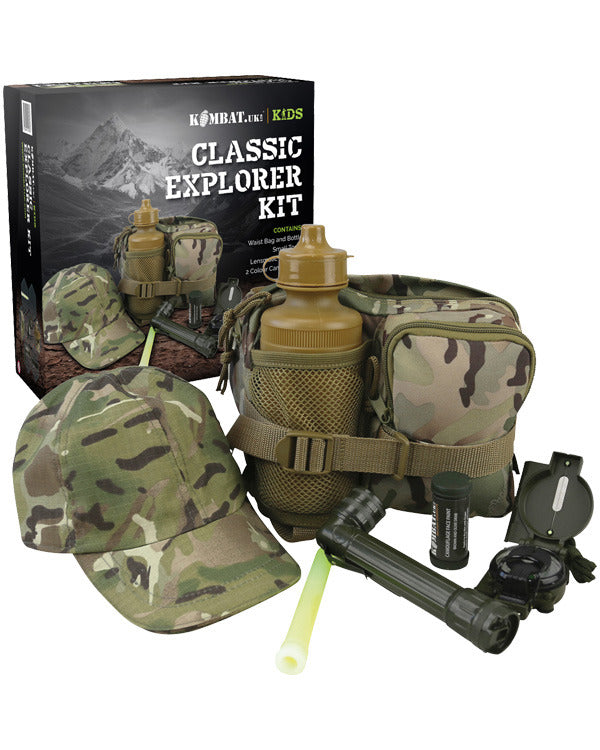 Kombat UK Kids Classic Explorer Kit - BTP