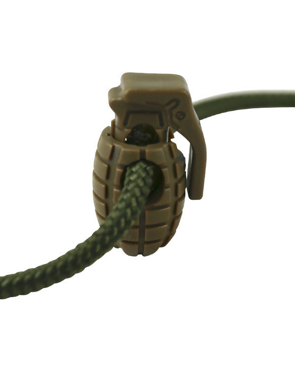 Grenade Cord Stoppers