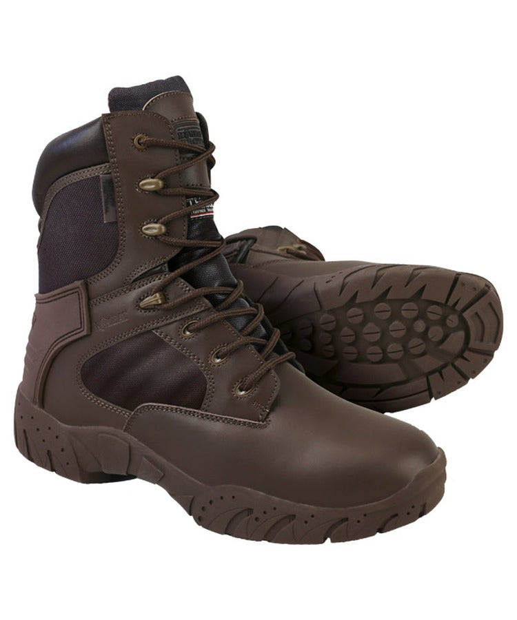 Tactical Pro Boot 50/50 Brown
