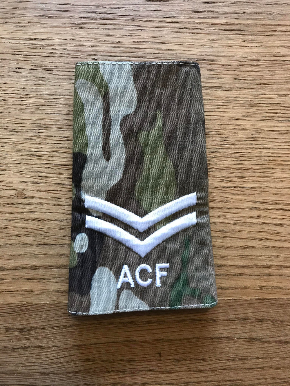 ACF Rank Slide Camo  (Army Cadet Force)