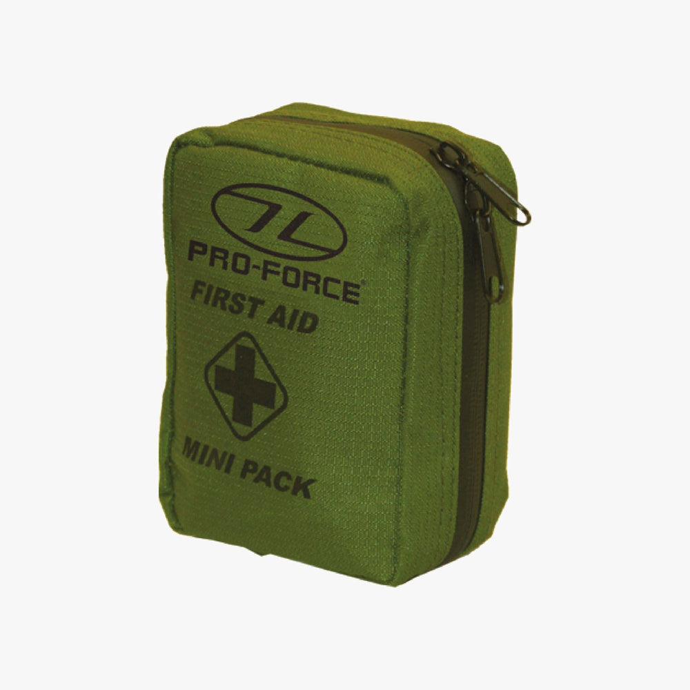Military First Aid Mini Pack
