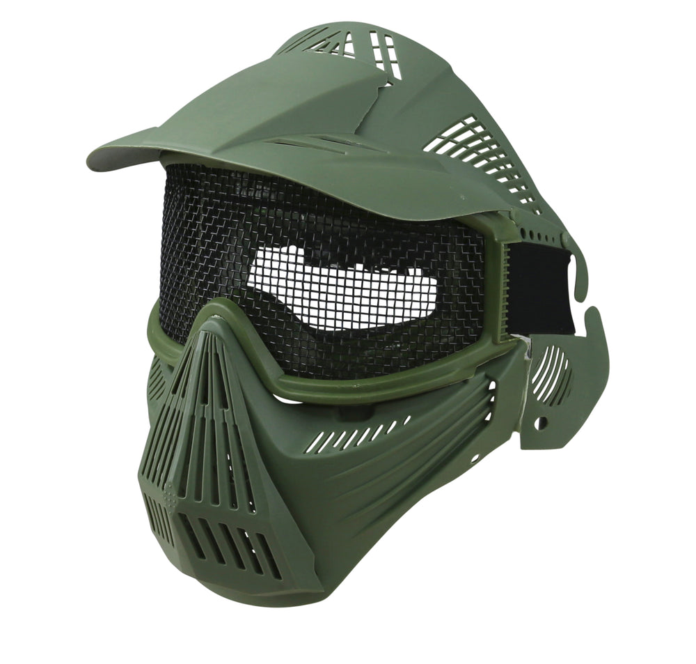 Full Face Mesh Mask