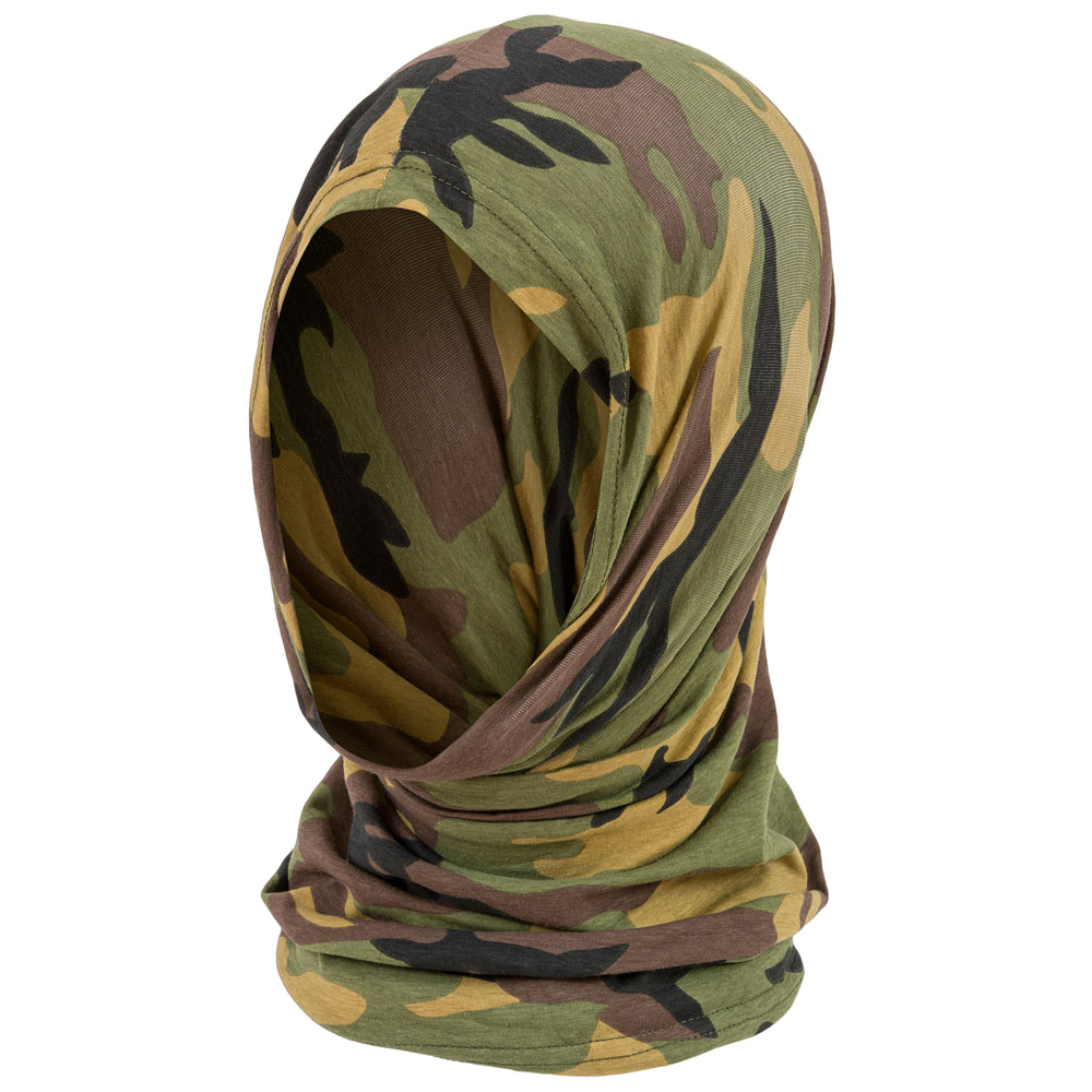 Military Headover Hat/Scarf