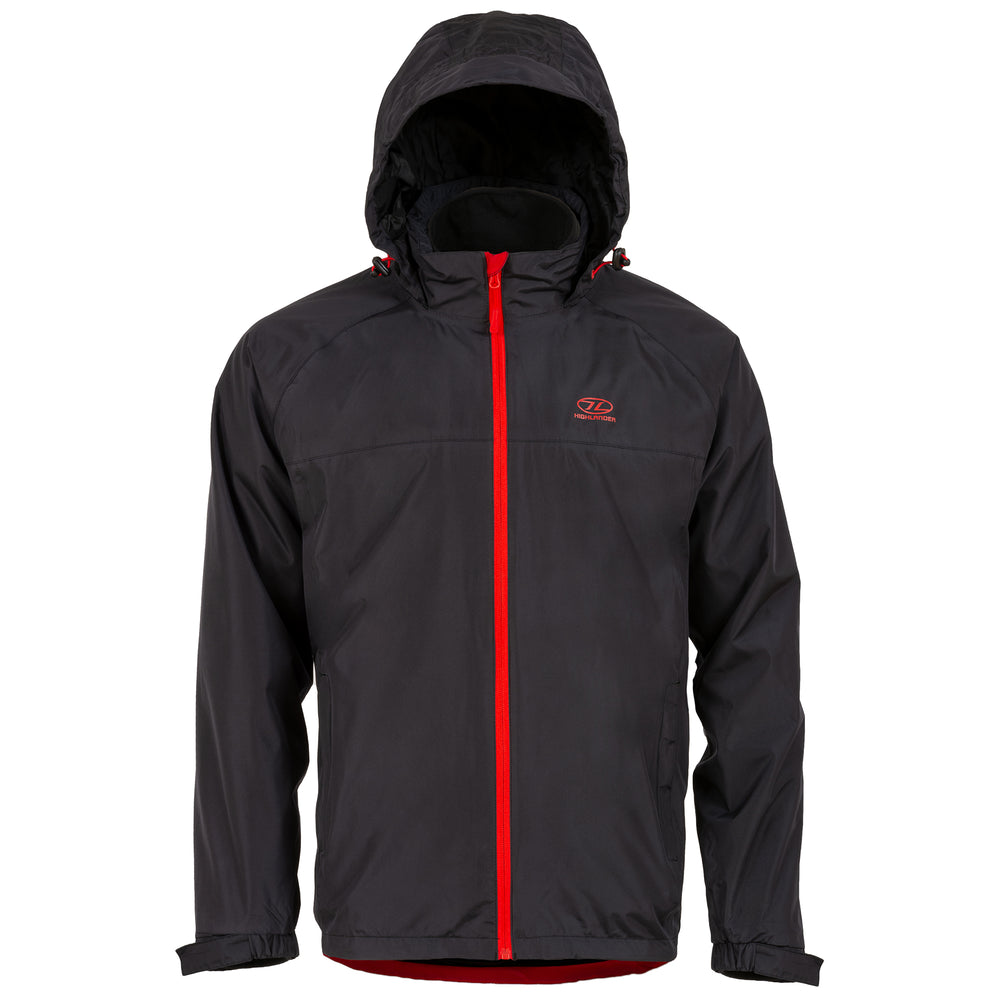 3 In 1 Torridon Jacket, Black JAC079-BK Torridon