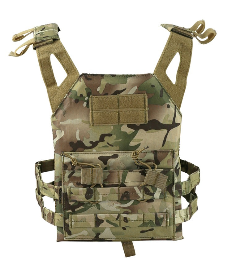 Kids Jump Plate Carrier - BTP