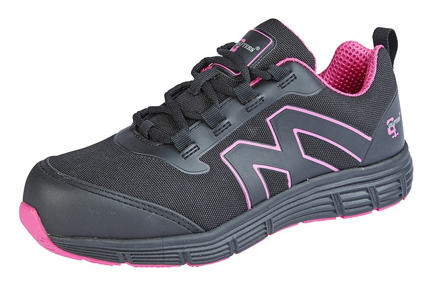 Grafters Ladies Safety Trainer Shoe