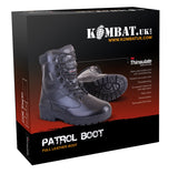 Patrol Boot All Leather Black