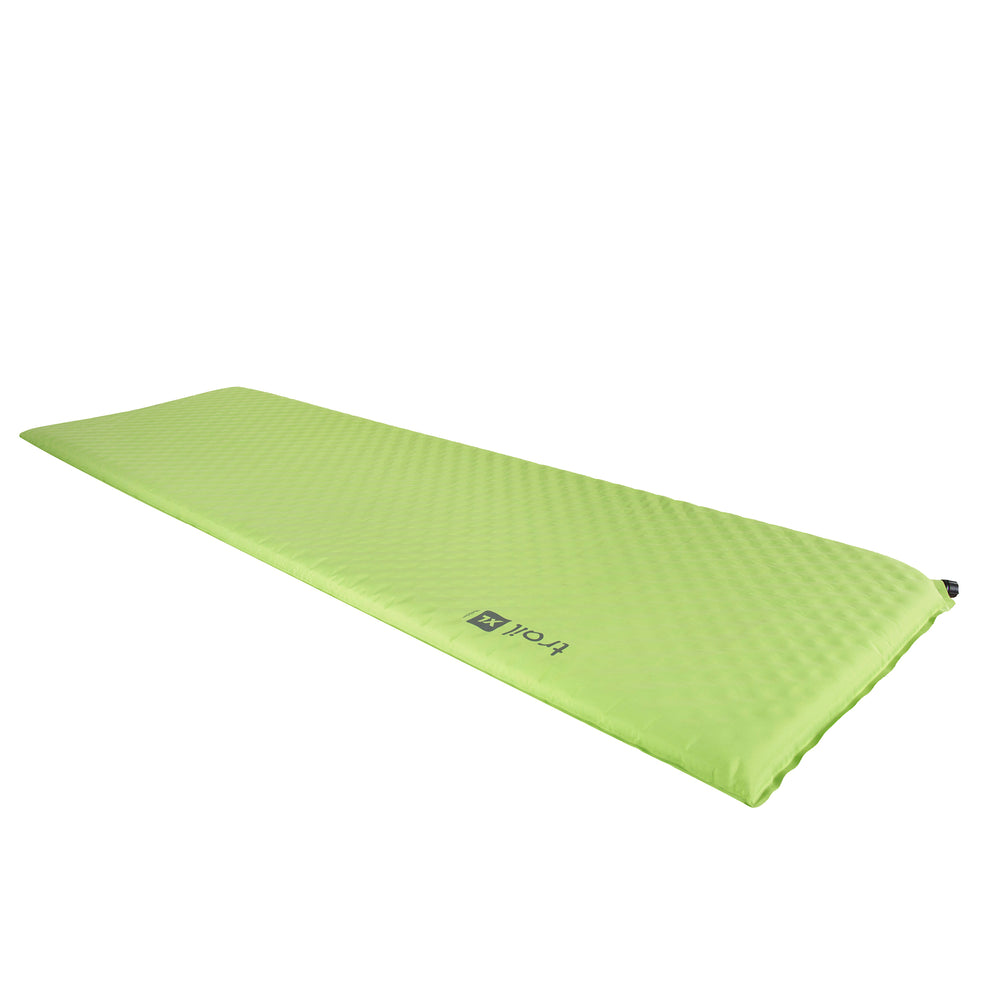 Trail Xl Self Inflate Mat Green