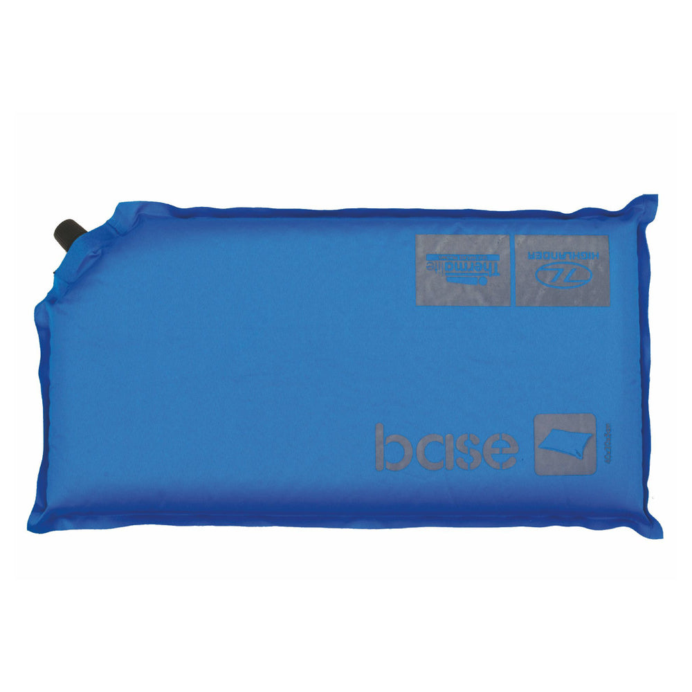 Base Self Inflate Pillow Blue