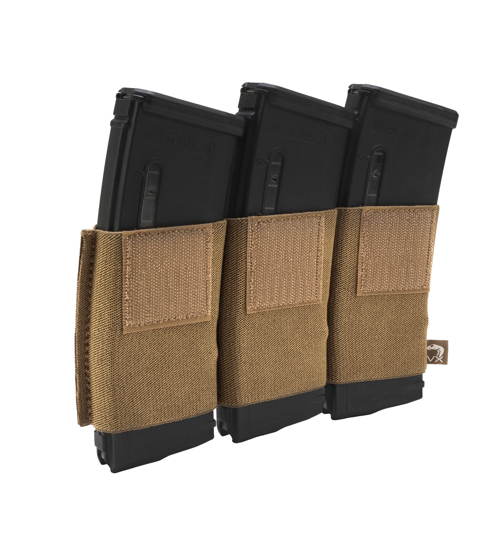Viper Tactical VX Triple Rifle Mag Sleeve
