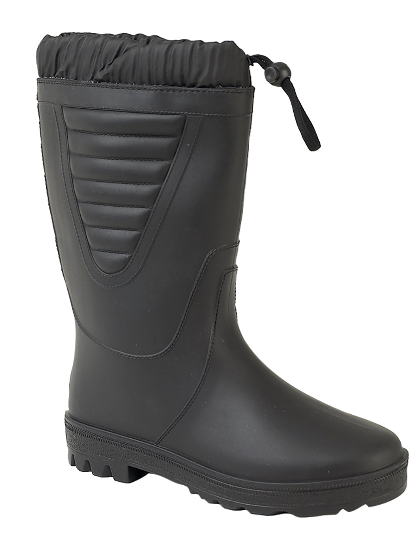 StormWells Black Polar Boot