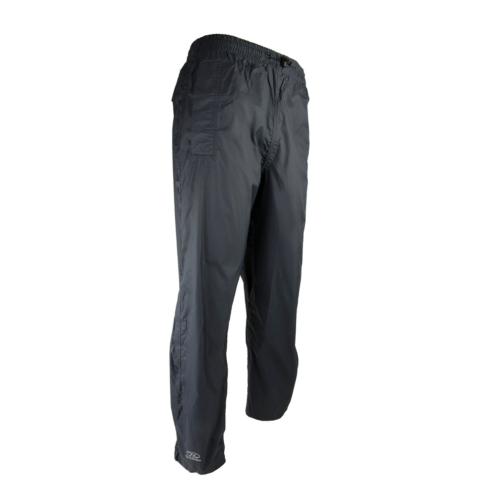 Stow & Go Charcoal Waterproof Trousers