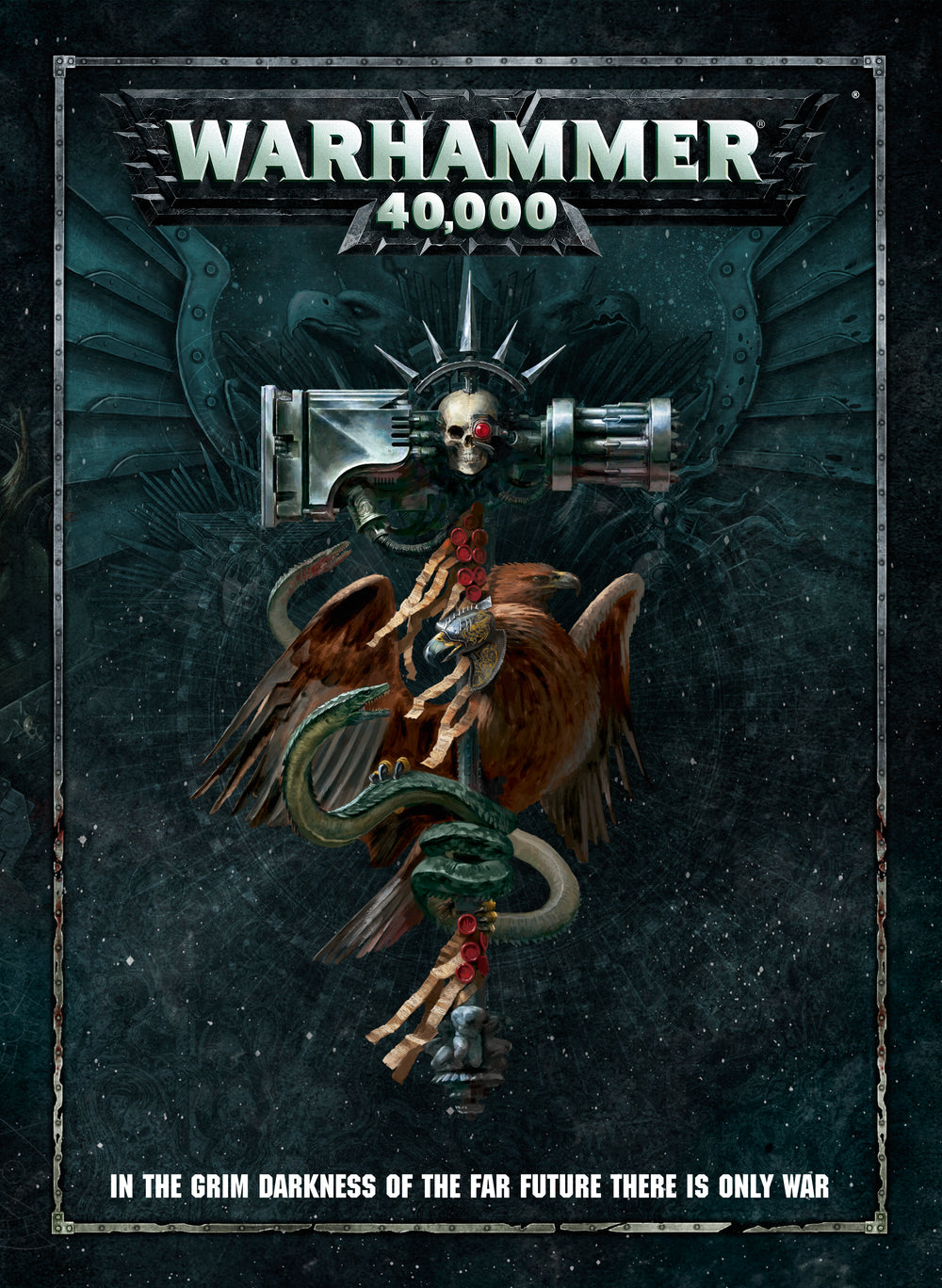 Warhammer 40,000 Rule Book