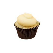 Load image into Gallery viewer, Dreamy White Choc Mud Cupcake