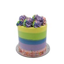 Load image into Gallery viewer, Rainbow's & Sprinkles Party Cake