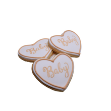 Load image into Gallery viewer, Heart 'Baby' Cookie