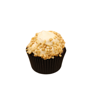Gone Nutty Cupcake
