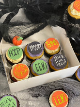 Load image into Gallery viewer, Spooky Cupcakes