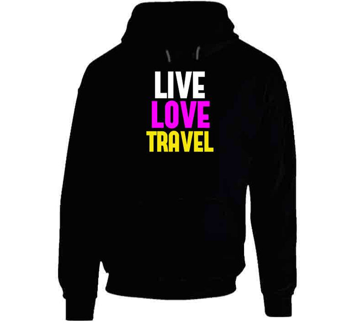 Travel  Ladies T Shirt