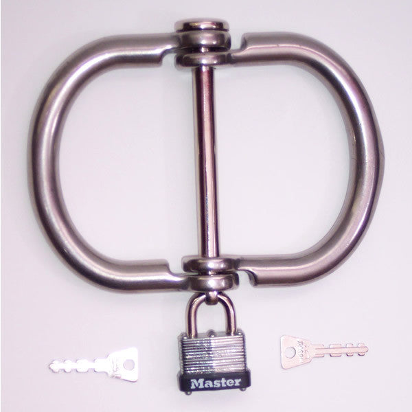 Stainless Steel D Shackles, image 1