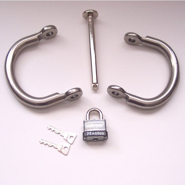 Stainless Steel D Shackles, image 3