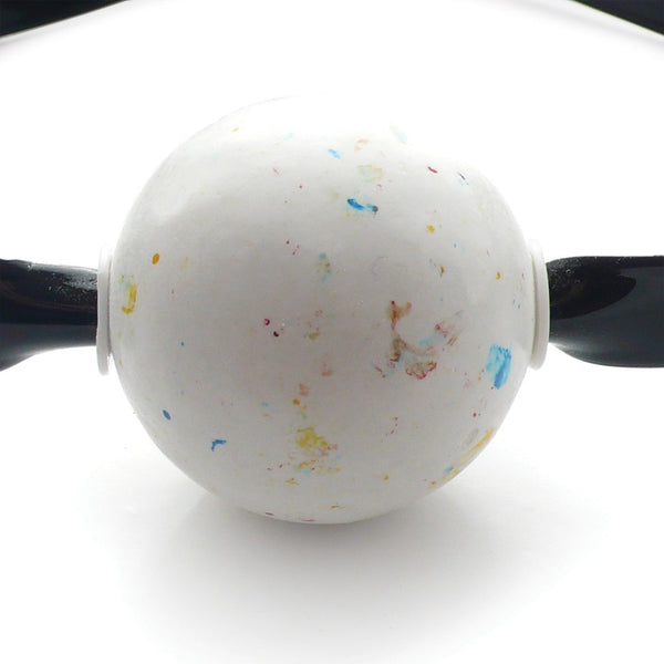 Black Candy Jawbreaker Ball Gag, image 2