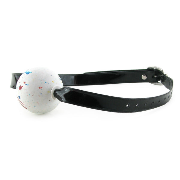 Black Candy Jawbreaker Ball Gag, image 4