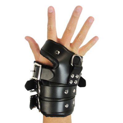 Four Buckle Suspension Cuffs