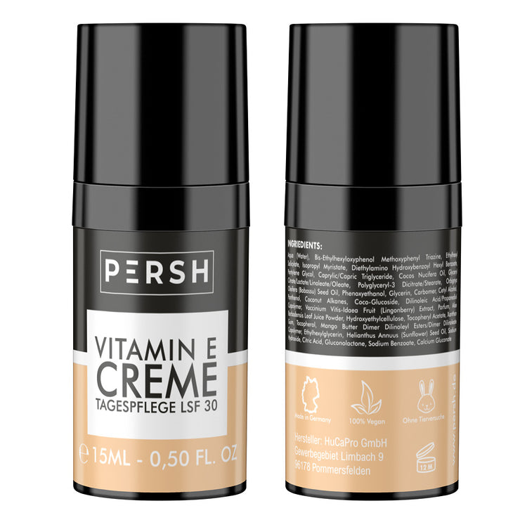 Persh Vitamin E Creme 15ml