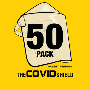 50 Pack - Covid Shields