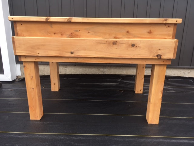Raised Garden Planter Box