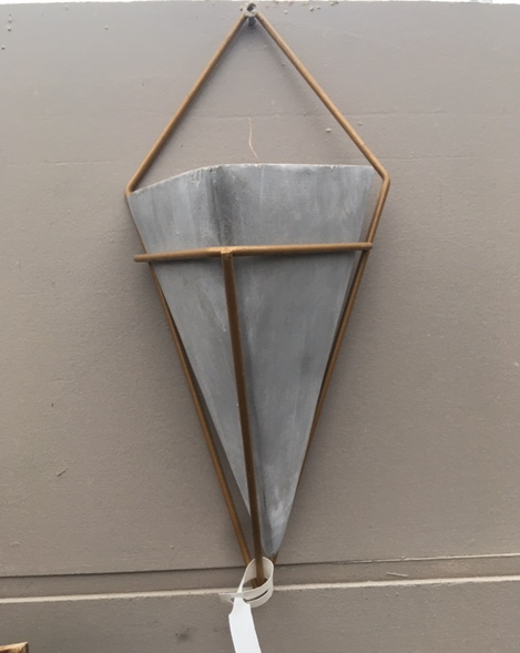 Geometric Wall Hanging Planter