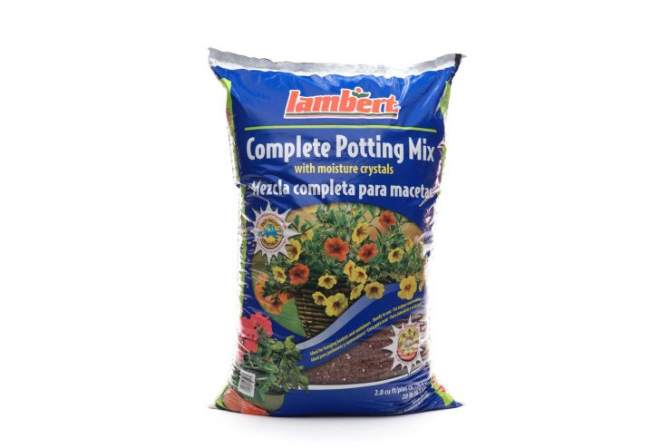 Lambert Potting Mix with Moisture Crystals